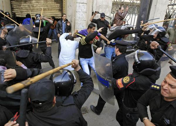The Buck Dies Here: Why Egypt's Interior Ministry Refuses to be Tamed