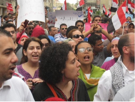 Run, Mahienour, Run (Why Mahienour El-Massry matters)