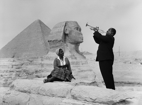 What Louis Armstrong taught Egypt and the Middle East about itself