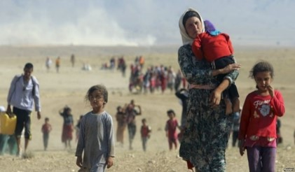 refugees from ISIS