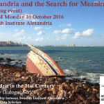 Alexandria and the Search for Meaning (The City Dialogue Series)